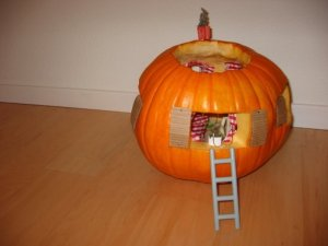 Peter Pumpkin Eater's wife actually had an escape plan in this twisted tale.