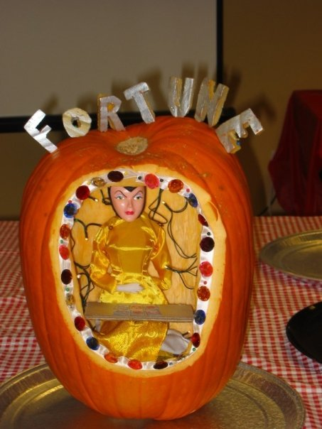 The Pumpkin Diorama Project: 14 Years of Ghoulish Gourds